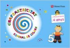Concursopiedraspreciosas.es Grafomotricitat Espiral De Colors Illes Balears 4 Any Infantil Catala Image