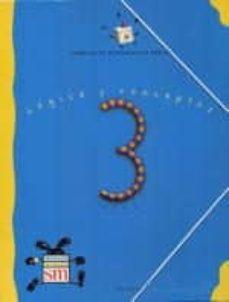 carpetas de aprendizajes basicos: logica y conceptos, 3 años. edu cacion infantil-9788434863729