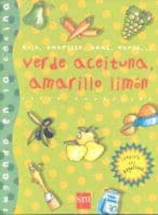 Permacultivo.es Verde Aceituna, Amarillo Limon Image