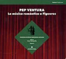 Mrnice.mx Pep Ventura. La Música Romàntica A Figueres (Cd) Image