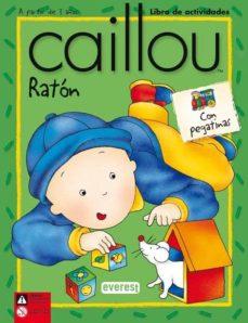 Upgrade6a.es Diverlibros Caillou: Raton Image