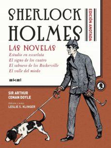Descargar libro gratis italiano SHERLOCK HOLMES ANOTADO: LAS NOVELAS (ESTUDIO EN ESCARLATA; SIGNO DE LOS CUATRO; SABUESO DE LOS BASKERVILLE; VALLE DEL MIEDO) CHM de ARTHUR CONAN, SIR DOYLE