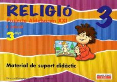 Mrnice.mx Religió 3 Anys. Projecte Aldebarán Xxi. Material De Suport Didáctic: Educación Infantil Image