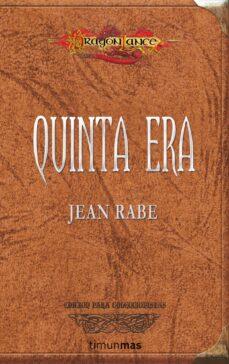 Descargar libros gratis para ipad mini DRAGONLANCE: QUINTA ERA (EDICION COLECCIONISTA) de JEAN RABE 9788448038229 CHM MOBI PDF
