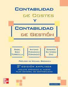 Descargar CONTABILIDAD DE COSTES Y CONTABILIDAD DE GESTION. VOL 2 (2ª ED.) gratis pdf - leer online