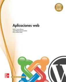 aplicaciones web. grado medio. (técnico en sistemas microinformat icos y redes.)-9788448183929