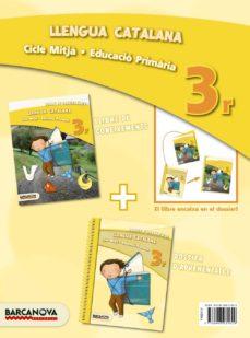 Emprende2020.es Llengua Catalana 3r Cm. Llibre I Dossier Ed 2013 Cataluña/baleare S/ Catala Image