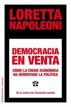 Descargar DEMOCRACIA EN VENTA gratis pdf - leer online