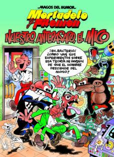 magos del humor nº 132: nuestro antepasado, el mico-francisco ibañez-9788466641029