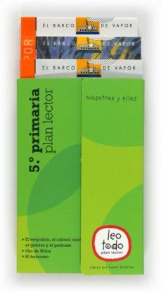 Elmonolitodigital.es Leotodo Plan Lector 5º Primaria Pack 2012 Image