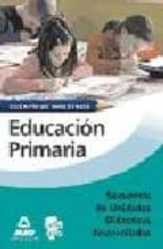 Inmaswan.es Cuerpo De Maestros Educacion Primaria: Secuencia De Unidades Dida Cticas Desarrolladas Image