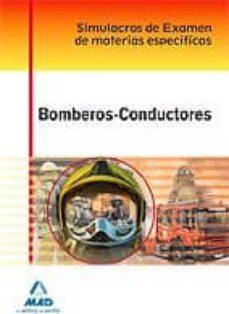 Permacultivo.es Bomberos-conductores. Simulacros De Examen De Materias Especifica S Image