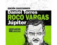 roco vargas. júpiter cofre. edición coleccionista-daniel torres-9788467927429