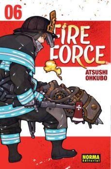 fire force 6-atsushi ohkubo-9788467929829