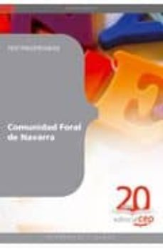 Alienazioneparentale.it Comunidad Foral De Navarra. Test Psicotecnicos Image