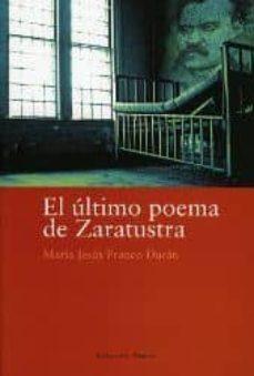 Geekmag.es El Ultimo Poema De Zaratustra Image