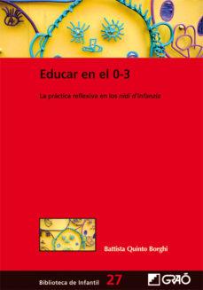 Titantitan.mx Educar En El O-3: La Practica Reflexiva En Los Nidi D Infanzia Image
