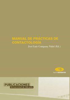 ¿Es seguro descargar libros gratis? MANUAL DE PRACTICAS DE CONTACTOLOGIA 9788479087029