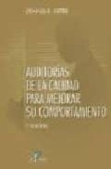 Emprende2020.es Auditorias De La Calidad Para Mejorar Su Comportamiento (3ª Ed.) Image