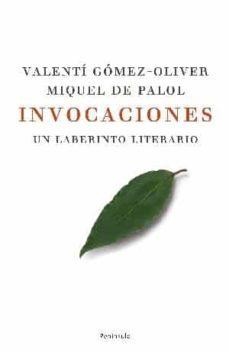 Curiouscongress.es Invocaciones: Un Laberinto Literario Image