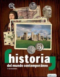 Geekmag.es Historia Del Mundo Contemporáneo (1º Bachillerato) I.bai Hi Image