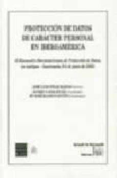 Lofficielhommes.es Proteccion De Datos De Caracter Personal En Iberoamerica (Ii Encu Entro Iberoamericano De Proteccion De Datos, La Antigua - Guatemala, 2-6 De Junio De 2003) Image