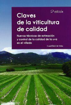Javiercoterillo.es Claves De La Viticultura De Calidad (2ª Ed.) Nuevas Tecnicas De E Stimulacion Y Control De La Calidad De La Uva En El Viñedo Image