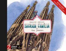 Canapacampana.it Drawing Around Sagrada Familia Image