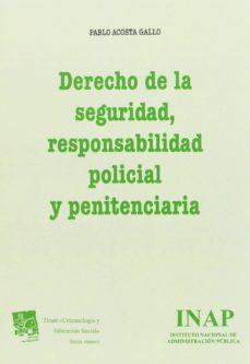 Permacultivo.es Derecho Seguridad, Responsabilidad Policial Y Penitenciaria Image