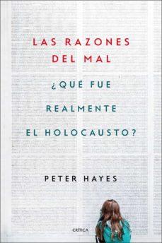 las razones del mal (ebook)-peter hayes-9788491990529