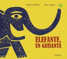 Followusmedia.es Elefante, Un Guisante Image