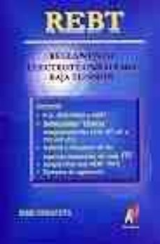 rebt: reglamento electrotecnico para baja tension-9788493300029