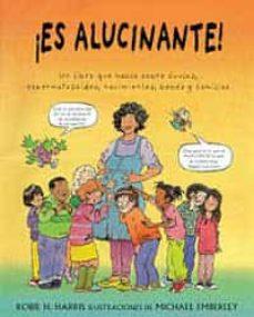 Premioinnovacionsanitaria.es Es Alucinante: Un Libro Que Habla Sobre Ovulos, Espermatozoides, Nacimientos, Bebes Y Familias Image