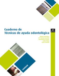 cuaderno de tecnicas de ayuda odontologica-9788497716529