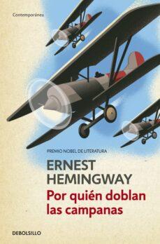 Descargar libro en inglés con audio. POR QUIEN DOBLAN LAS CAMPANAS (Spanish Edition) de ERNEST HEMINGWAY 9788497935029