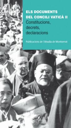 Bressoamisuradi.it Els Documents Del Concili Vatica Ii Image