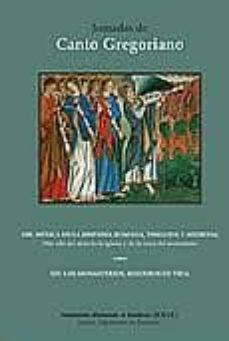 Lofficielhommes.es Xiii Y Xiv Jornadas De Canto Gregoriano Image