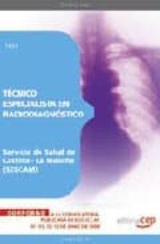 Cronouno.es Tecnico Especialista En Radiodiagnostico. Servicio De Salud De Ca Stilla-la Mancha (Sescam). Test Image