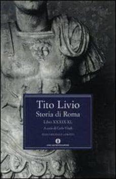 storia di roma. libri xxxix-xl. testo latino a fronte-tito livio-9788804569329