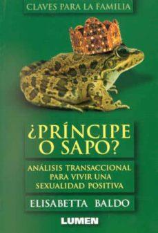 Cdaea.es Principe O Sapo: Analisis Transaccional Para Vivir Una Sexualidad Positiva Image
