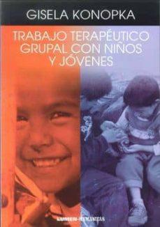 Chapultepecuno.mx Trabajo Terapeutico Grupal Con Niños Y Jovenes Image