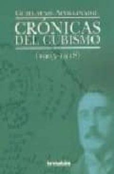 crónicas del cubismo-guillaume apollinaire-9789875141421
