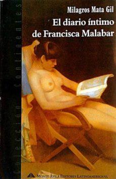 Chapultepecuno.mx El Diario ÍNtimo De Francisca Malabar Image