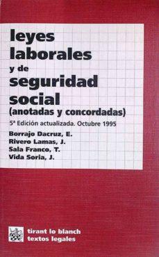Carreracentenariometro.es Leyes Laborales Y De Seguridad Social. Image