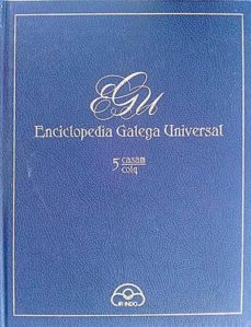 ENCICLOPEDIA GALEGA UNIVERSAL 5 - VVAA | Triangledh.org