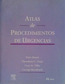 ATLAS DE PROCEDIMIENTOS DE URGENCIAS - VVAA | Adahalicante.org