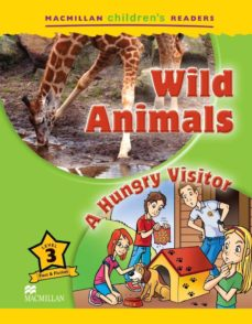 wild animals a hungry visitor level 3-9780230404939