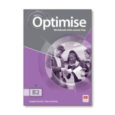Ebook para descargar gratis OPTIMISE B2 (UPPER INTERMEDIATE) WORKBOOK WITH KEY de