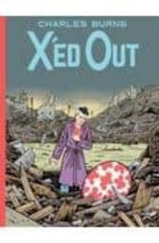 x ed out-charles burns-9780307379139