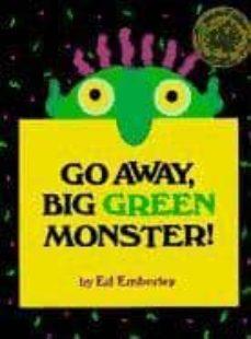 Descargar GO AWAY, BIG GREEN MONSTER! gratis pdf - leer online